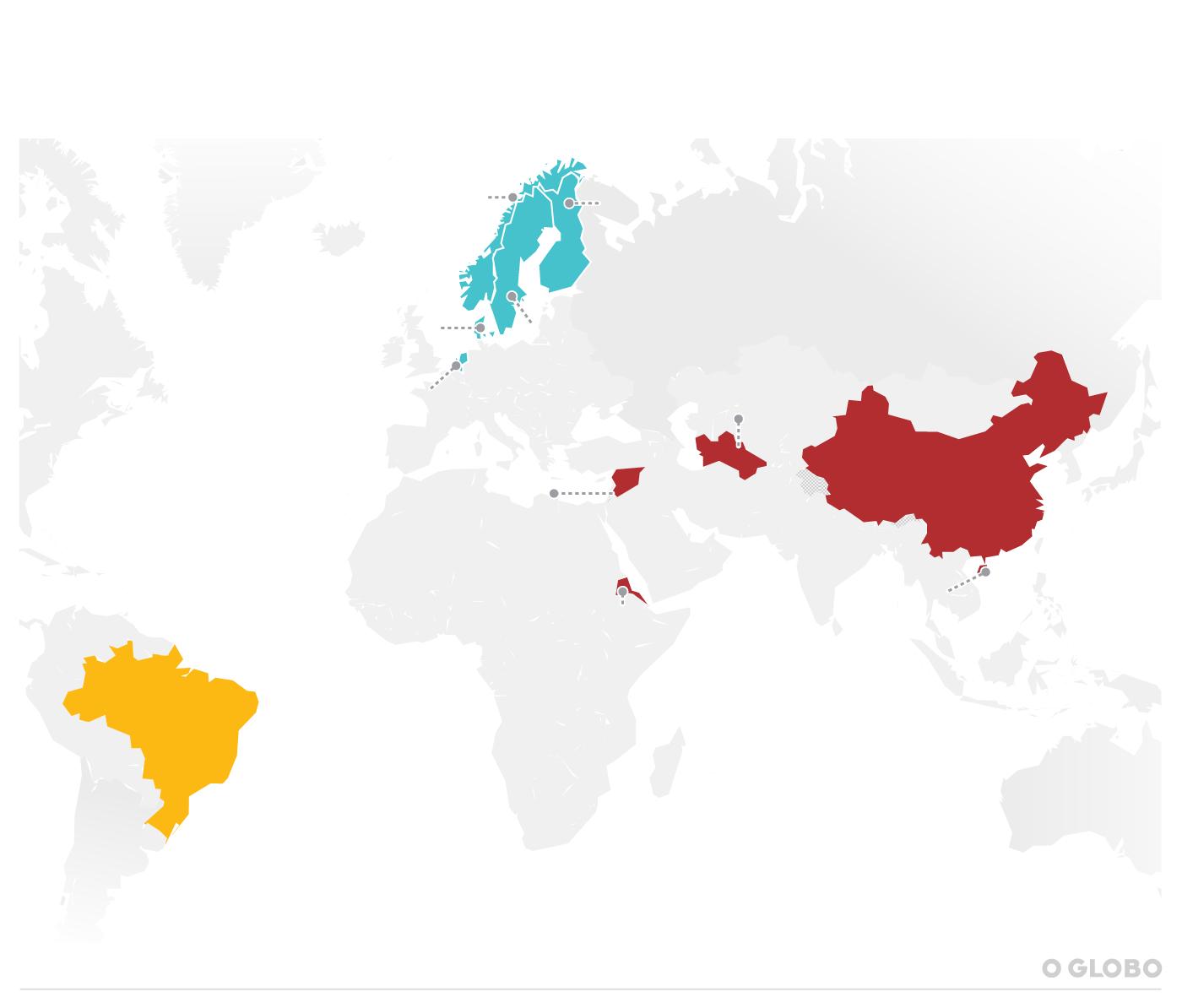 Portugal no top-20 do 'ranking' da liberdade de imprensa de 2017