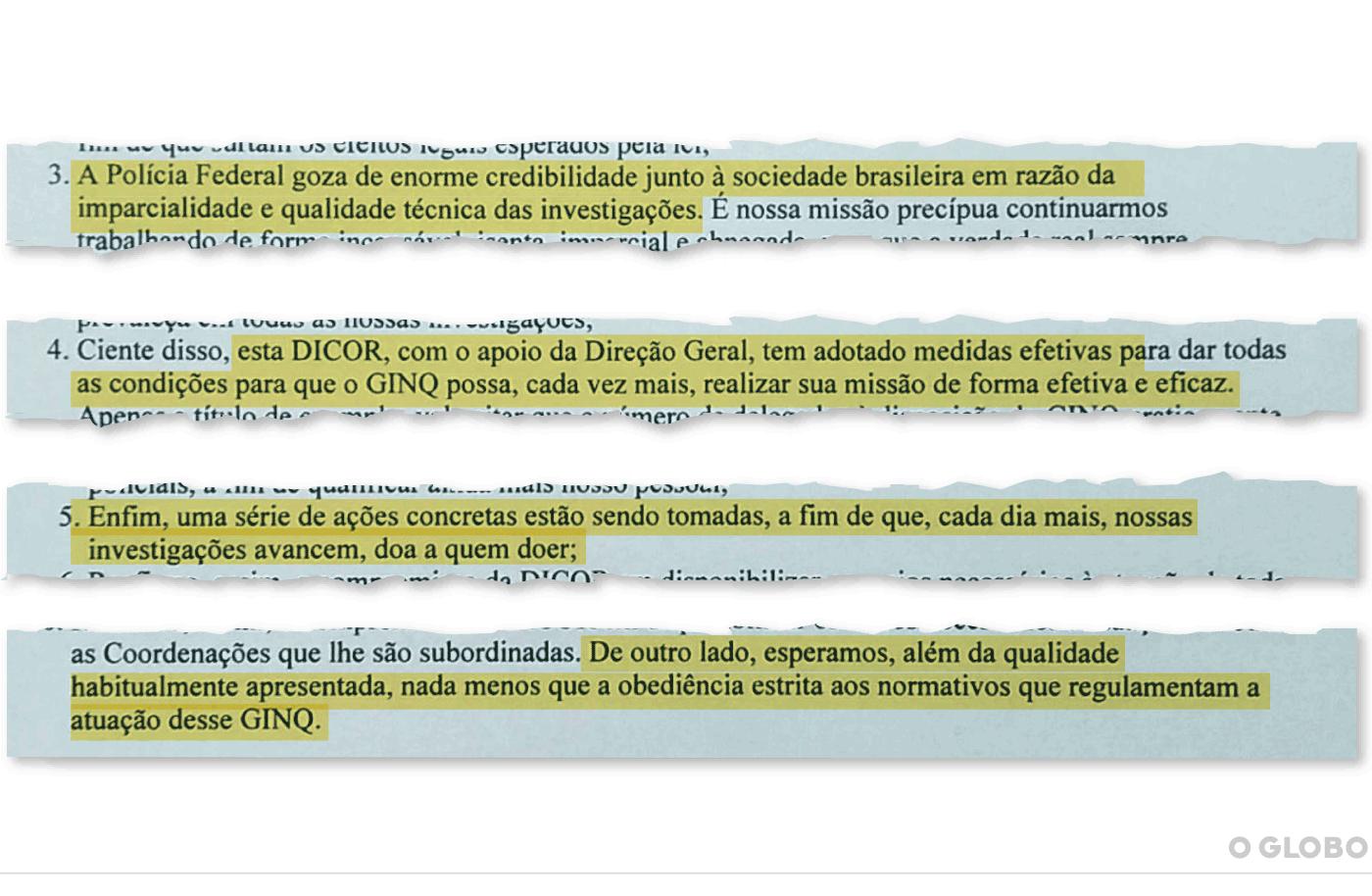 Randolfe Rodrigues pede na Justiça saída de Segovia do comando da PF