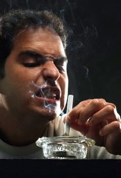 Allen como é fácil para Karen deixar de fumar